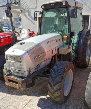 trattore agricolo usato cabinato