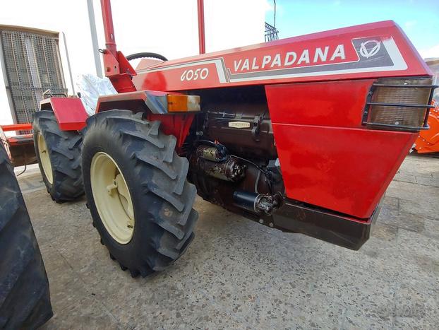 trattore agricolo usato snodato
