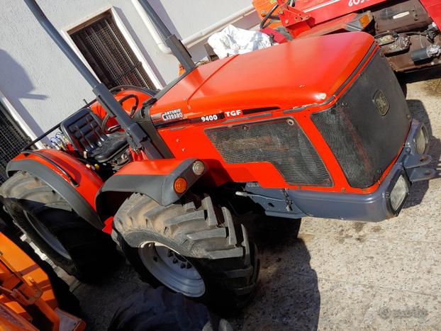 trattore usato antonio carraro